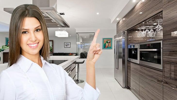 5 Best Ways How To Clean Wood Cabinets of Kitchen – homekitchenbuzz.com